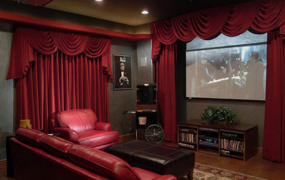 Custom Home Theaters In Gilbert Az